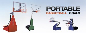 Portable Basketball Hoops
