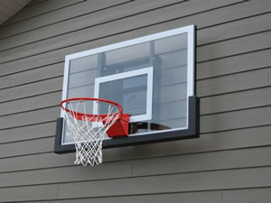 Wall-Mounted Hoops