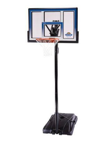 Lifetime 51550 Courtside Portable Basketball System Review