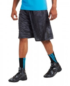 Under Armour Men's UA EZ Mon-Knee Printed Basketball Shorts
